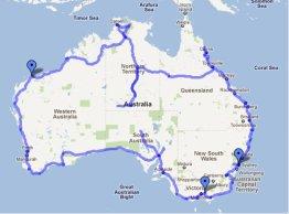 australia-parcours