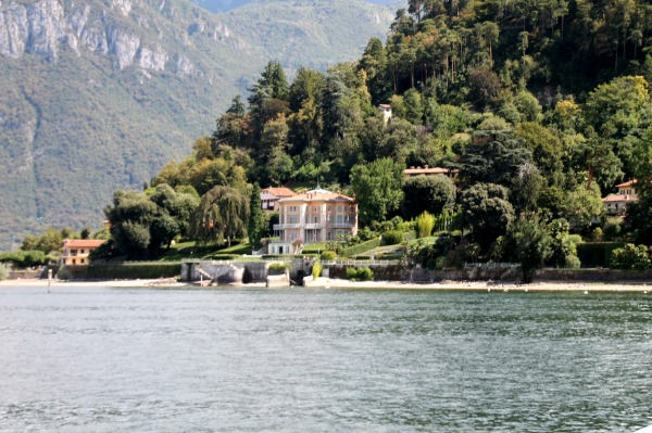 Bellagio Lac de Côme villas