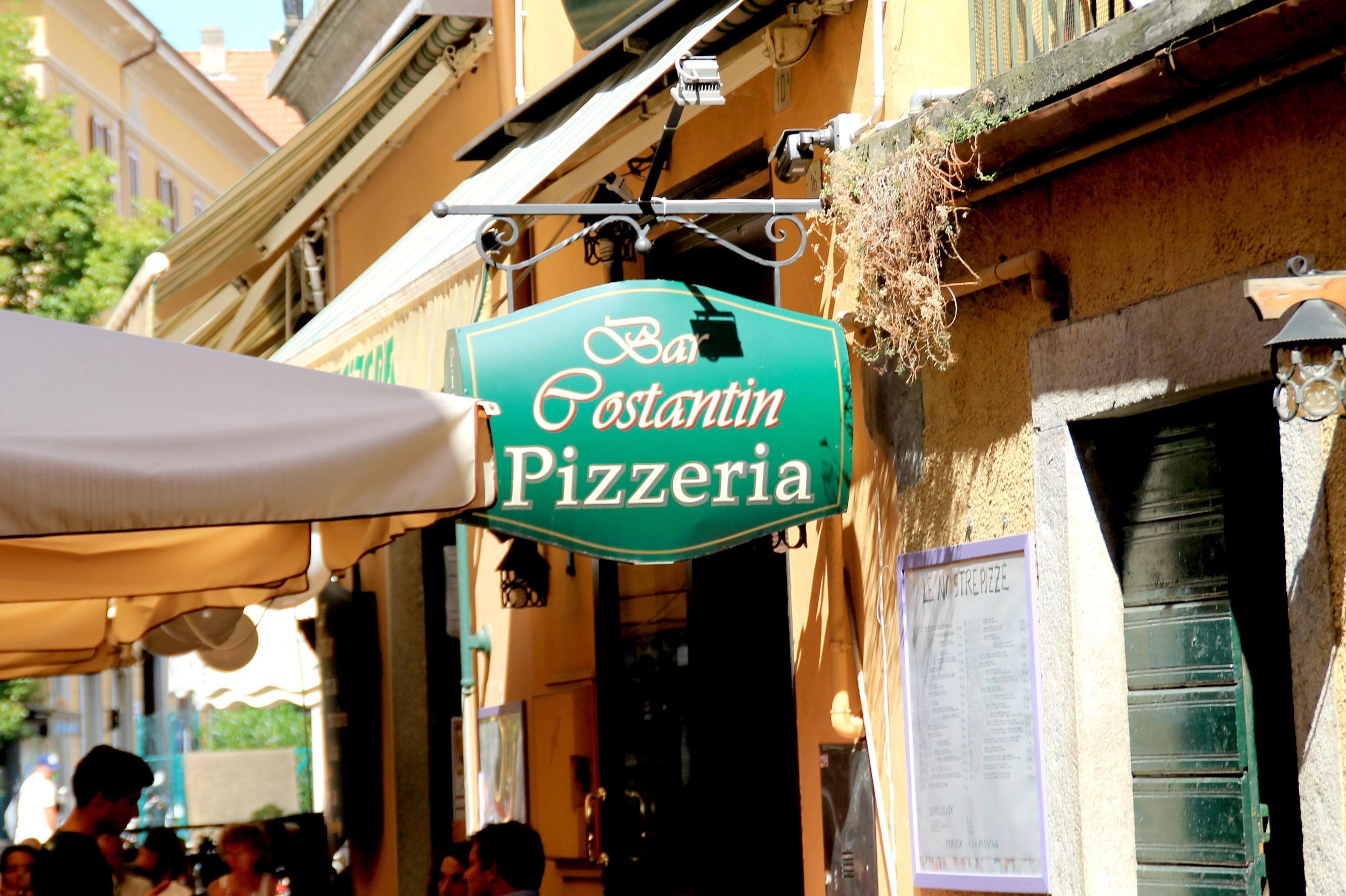 Pizzeria Menaggio