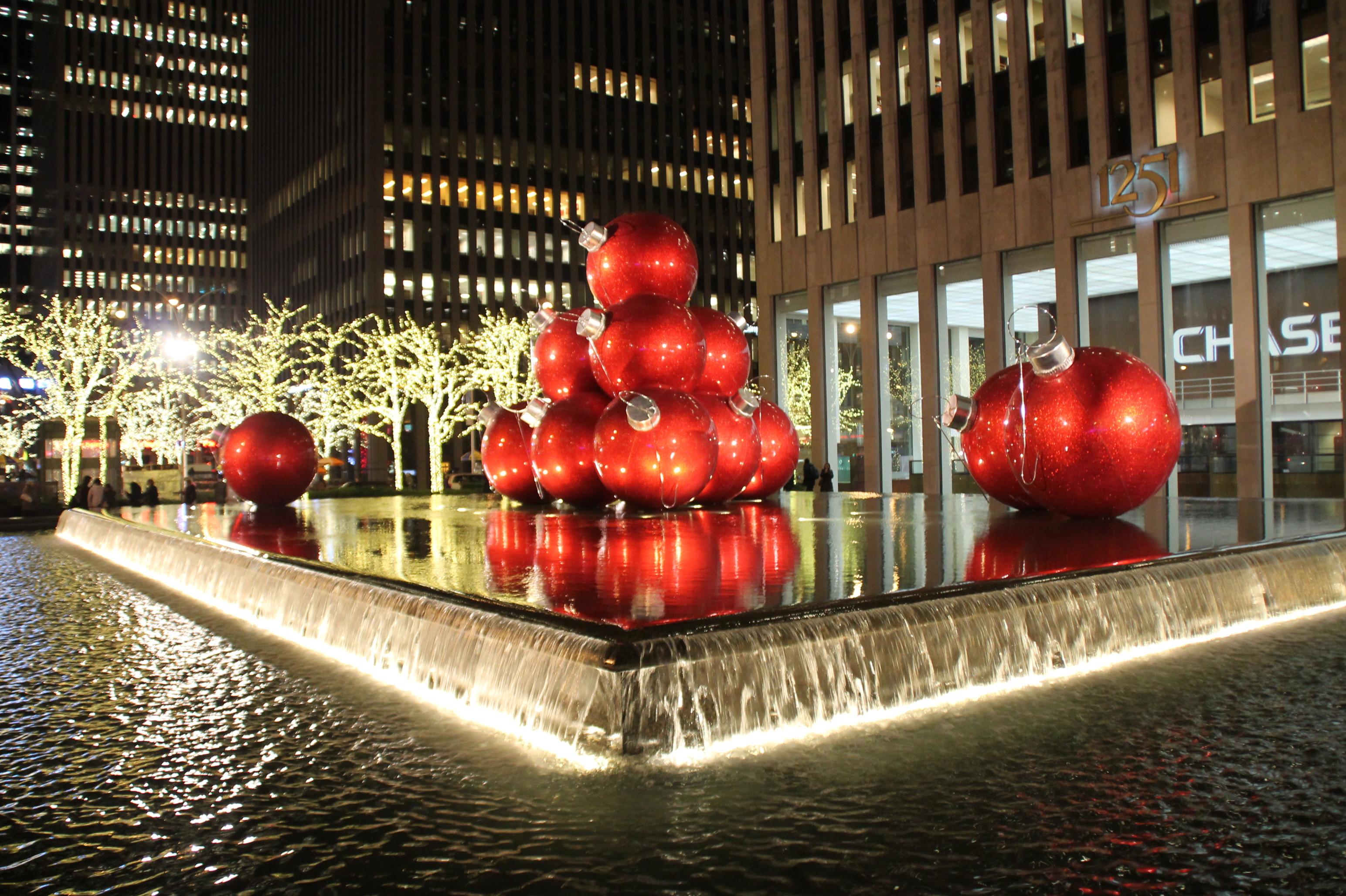 Noël à New-York © Travel-me-happy.com