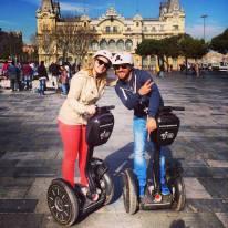 Segway tour Barcelona